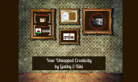 Your Untapped Creativity