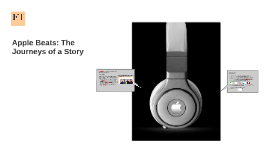 Apple Beats: The Journey of a Story