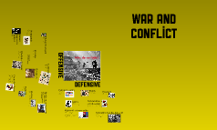 Copy of War & International Conflict