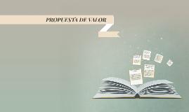 Copy of ¿qué es una propuesta de valor?