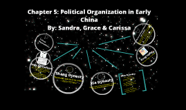 Copy of Chapter 5: Political Organization in Early China