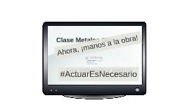 Clase Metales Graves