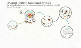 American and British Food