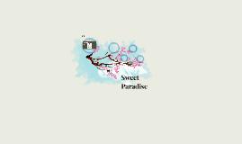 Sweet Paradise -  Publicidad