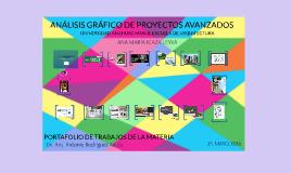 ANALISIS GRAFICO DE PROYECTOS