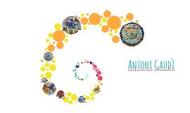 Copy of Antoni Gaudi