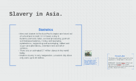 Slavery in Asia