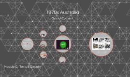 2. 1970s Australia