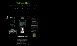 Vietnam Unit 1 Project