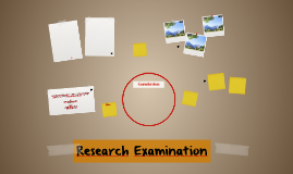 Research Examination