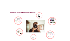Video-Produktion Kurzanleitung