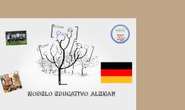 Modelo Educativo Alemán