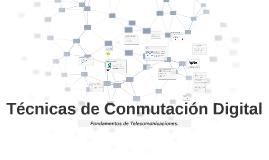 ¿Que es una red conmutada?