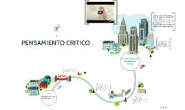 Copy of Copy of PENSAMIENTO CRITICO