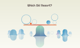 Which Ski Resort?