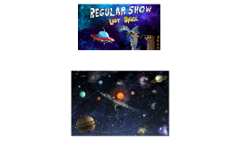 REGULAR SHOW - LOST SPACE