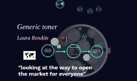 generic toner