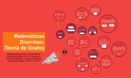 Copy of Teoría de Grafos