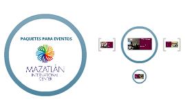 Paquetes para eventos en salones_2013