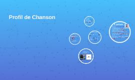 Profil de Chanson