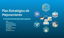 Copy of Copy of Plan Estratégico de Mejoramiento