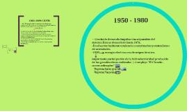 Copy of 1950 - 1980