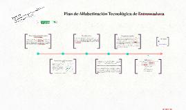 Plan de Alfabetización Tecnológica de Extremadura 2016