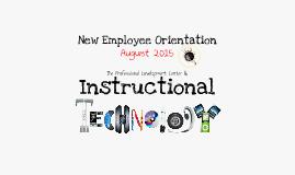 NEO 2015 PDC & IT