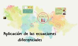 Aplicación de las ecuaciones diferenciales; Mezclas