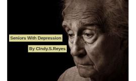 Seniors With Depression