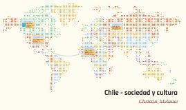 Chile - sociedad y cultura