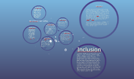 INCLUSION EDUCATIVA II