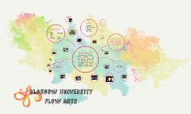 Glasgow university Flow arts