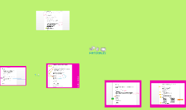 definir ETAPAS / TAREAS para trabajar con project
