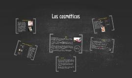 Los cosmeticos