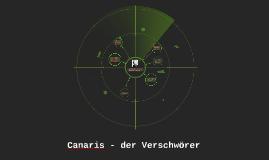 Canaris - der Verschwörer