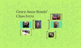 Grace Anne Coburn Introduction