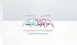 Censorship in the Film Industry