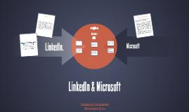 LinkedIn & Microsoft