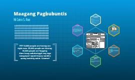 Copy of Maagang Pagbubuntis