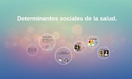 Copy of Determinantes sociales de la salud.