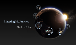 Mapping My Journey