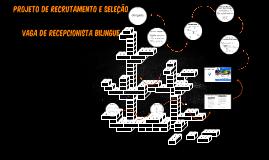 Projeto de Recrutamento e Seleção