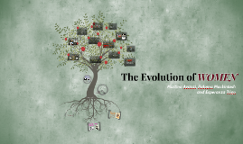 The Evolution of Women