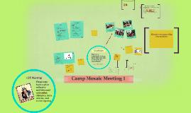 2015 Camp Mosaic Meeting 1