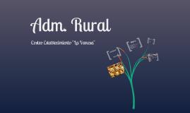Trabajo Final Administración Rural