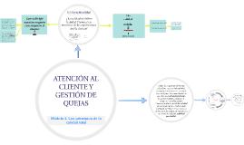 ATENCIÓN ALCLIENTE Y GESTIÓN DE QUEJAS