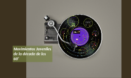 Copy of Movimientos Juveniles de la década de los 60'
