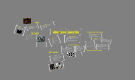 COM 371 Video Game Censorship