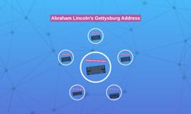 Abraham Lincoln's Gettysburg Address